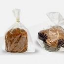 40 x 48 cm. Set di 5 Sacchetti Giganti per Alimenti Moplefan per Panettoni Pandori e Colombe.