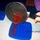 Barrette lunghe. Stampo per cioccolato in silicone