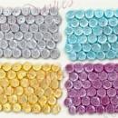 Bordo Paillettes. Stampo in silicone