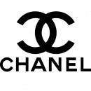 Chanel Griffe 16 x 11 cm. Stencil