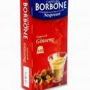 Ginseng. Caffè Borbone Respresso. 10 Capsule.