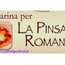 La vera Pinsa Romana. Miscela per la Focaccia di grano antico