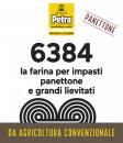 PETRA Panettone 6384. Farina W 370-390