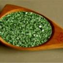 Sale Marino Verde delle Hawaii con Bamboo. 50 gr.