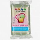 Verde Botanico. Pasta di zucchero FunCakes. 250 gr. Senza Glutine e Kosher