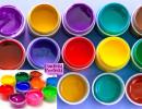 Vernici Alimentari a tempera per Pittura. Colorante in Gel. Pastello. Senza Glutine