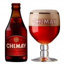 Birra Trappista Chimay Rouge o Première.