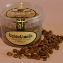 Caffè Verde macinato aromatizzato Vaniglia.