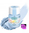 Celeste Pastello in polvere. PASTELZ. Pale Blue. Squires Kitchen