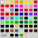 Cipria. Sfuma e Colora. Coloranti Lipo in polvere in oltre 50 tonalità