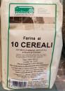 Farina ai 10 Cereali. 500 gr