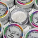 Glitters Bianco. RD Sparkles Decorativi Hologram White. Rainbow Dust