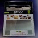 Grande Spatola Porta Torta fino a 40 cm in Acciaio Inox.