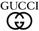 Gucci Griffe 15 x 15 cm. Stencil