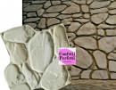 Muro di Pietra e Sassi. Stampo Tagliapasta