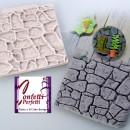 Muro di Pietra. Stampo silicone