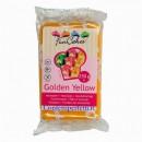 Oro.Pasta di zucchero FunCakes. 250 gr. Senza Glutine e Kosher