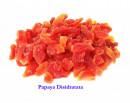 Papaya Disidratata Senza Zuccheri Aggiunti