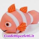 Pesciolino Nemo in pasta di zucchero.