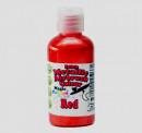Rosso 55 ml. Colorante liquido Metallizzato anche per Aerografo. Magic Colours