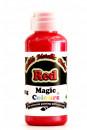 Rosso. Colorante Metallizzato per Pittura. Red. Kosher e Gluten Free. Magic Colours