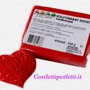 Rossa Pasta di zucchero gluten free