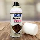 Spray Marrone effetto Velluto. Cocoa Velvet Butter. PME