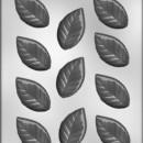 Stampo Foglie in policarbonato flessibile.