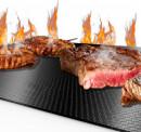 Tappetino per Barbecue Griglia In Teflon 40 x 33 cm