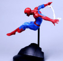 Uomo ragno Spiderman volante