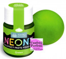 Verde. Fluo NEONZ. Colorante alimentare in gel. Squires Kitchen