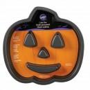 Zucca Halloween. Tortiera antiaderente. Wilton