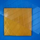 Effetto Trapunta Grande. Foglio trasparente. Diamante. PME