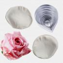 Grande Petalo Rosa 8,5 cm in silicone + 10 Cutter in Metallo