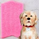 Pelo Cane e Animali. Stampo in Silicone