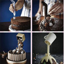 Anti Gravità!! Fantastico kit per creare Torte Rovesciate
