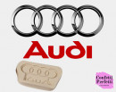 Audi Logo. Stampo in silicone