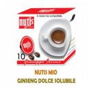Caffè al GinSeng. A modo Mio. Nutis Caffè Barbaro