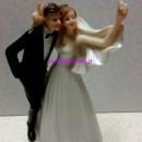 Cake Topper Sposi 3D con Selfie!!