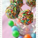 Codette lunghe di zucchero colori Assortiti.