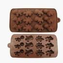 Stampo per cioccolato in silicone