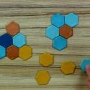 Esagono Piccolo. Multi Tagliapasta Geometrico. PME