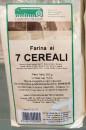 Farina ai 7 Cereali. 500 gr