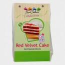 Gluten Free. Red Velvet. Miscela per realizzarla senza Glutine in modo semplice e veloce. 400 gr.