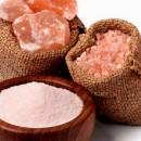 Sale Rosa dell'Himalaya Fino o Cristallino - 100 grammi.