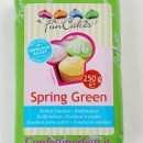 Verde Chiaro Pasta di zucchero
