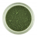 Verde Muschio. Colorante in polvere concentrato. Moss Green. Rainbow Dust