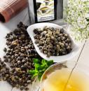 Tè Bianco. China Jade Jasmine Dragon Pearl. Cina. 25 gr.