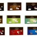 Cioccolato Caffarel e Confetti Maxtris. Una miscela di gusto sublime. Senza Glutine.