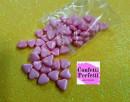 Cuoricini Rosa di Zucchero